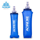 Onejet cross-country running TPU soft water bottle without BPA soft water bag foldable 1L / 250ml / 500ml