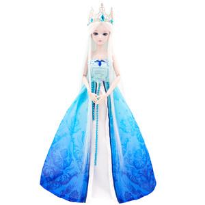 叶罗丽娃娃女孩仿真洋娃娃罗丽仙子娃娃衣服夜萝莉精灵梦29CM