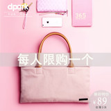 Apple notebook portable Xiaomi computer bag female MacBook air12pro13 inch 14 inch 15.6 liner bag