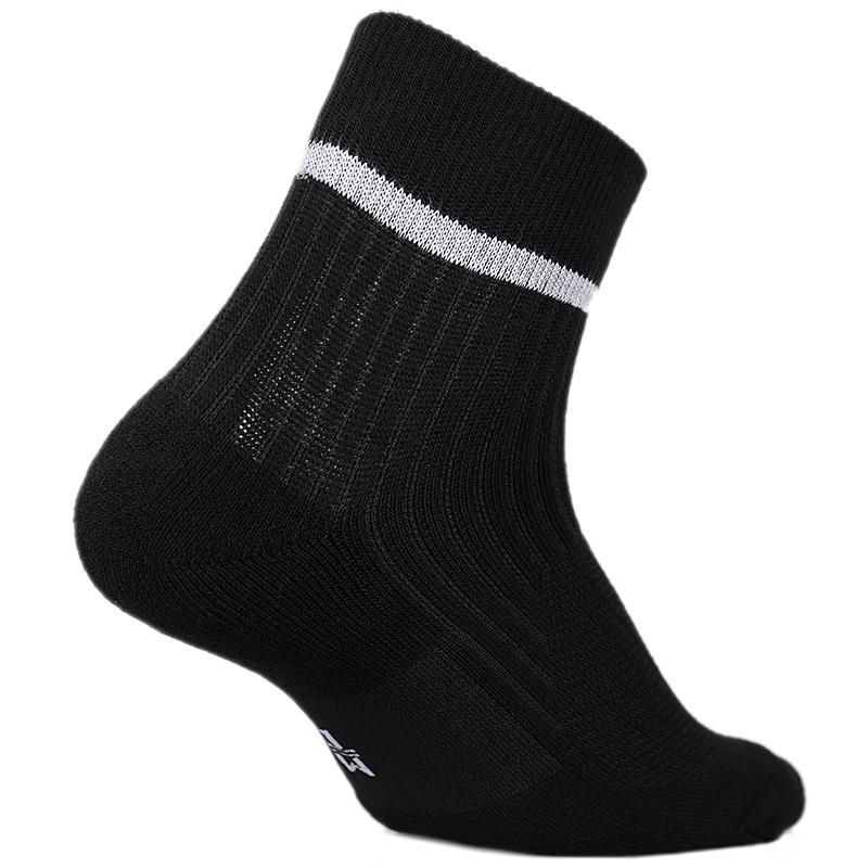 NIKE耐克男袜女袜 2019秋季新款运动袜二双装针织保暖袜子SX7167
