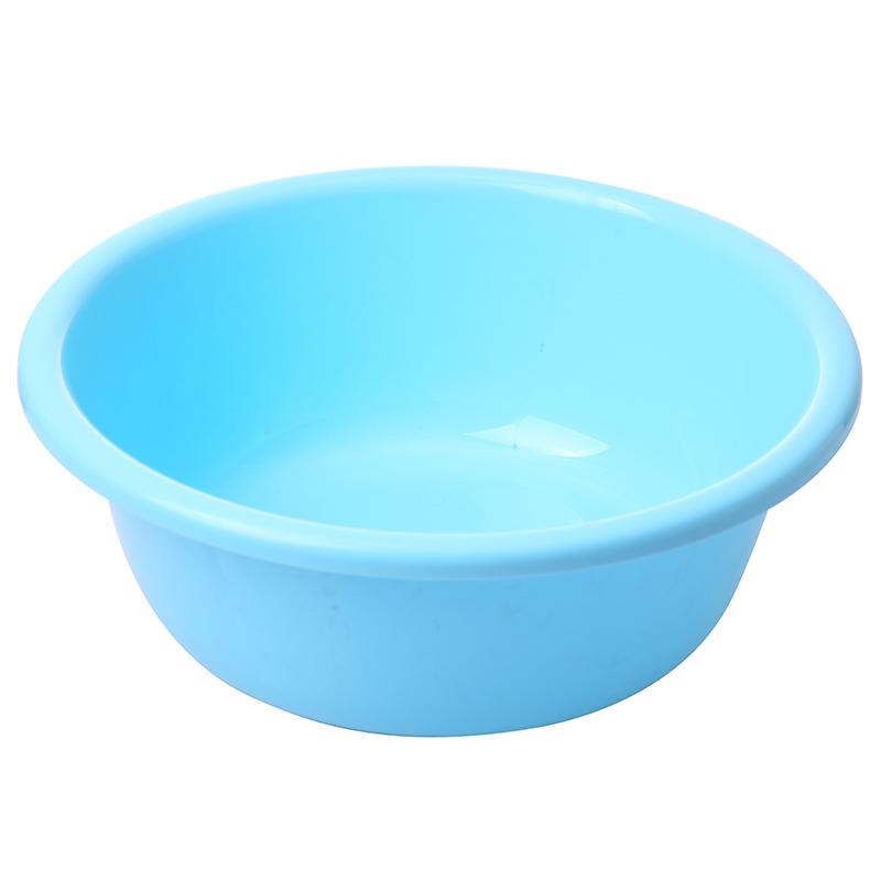 婴儿洗衣盆卫生间塑料大号洗澡盆成人洗脸盆大宿舍家用加厚学生盆