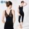 青鸟瑜伽服套装女2019新款夏紧身时尚性感专业高端运动健身瑜珈服