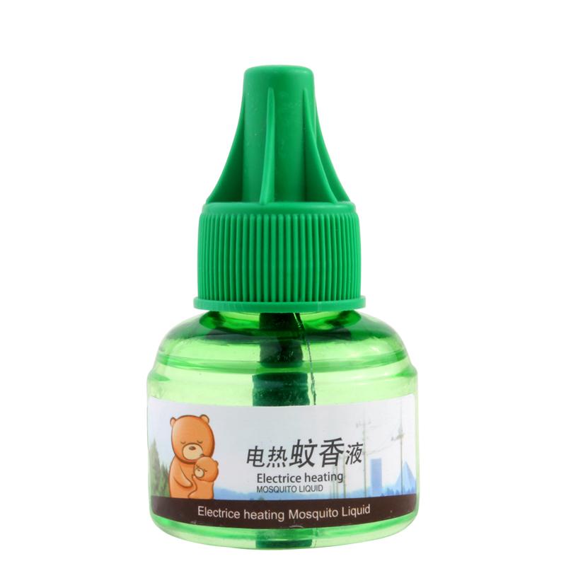 巴比诺电热蚊香液体婴儿宝宝孕妇无香味型驱蚊子插电式药水补充装