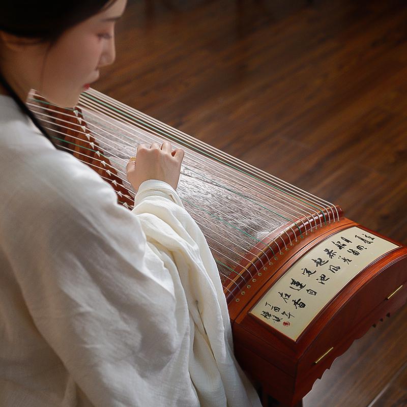 弦古筝乐器 21 美音古筝琴初学者入门演奏级儿童大人专业考级便携式