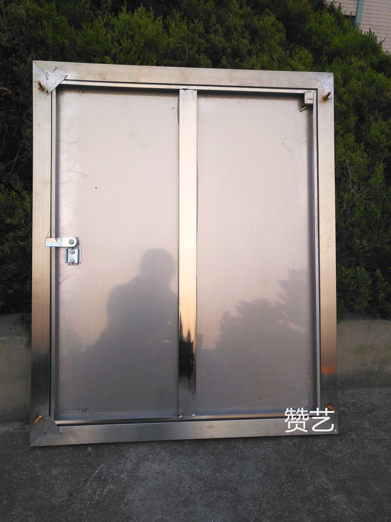 不锈钢消火栓箱门消防栓箱门消防门框消防箱门框厂家直销