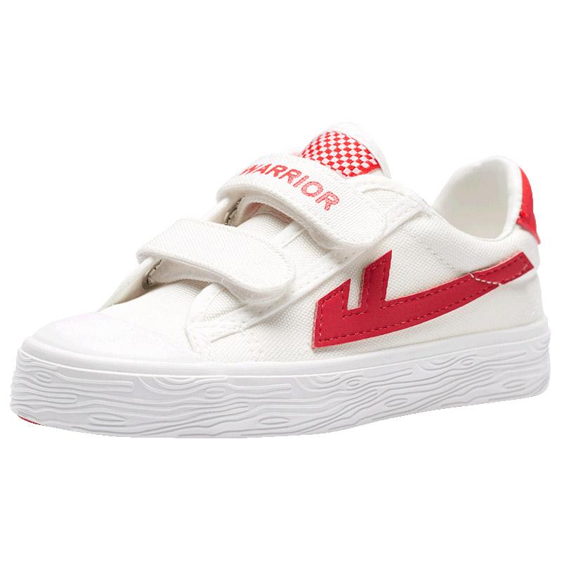 回力童鞋儿童帆布鞋男童鞋子2019秋季新款小白鞋女童板鞋中大童潮