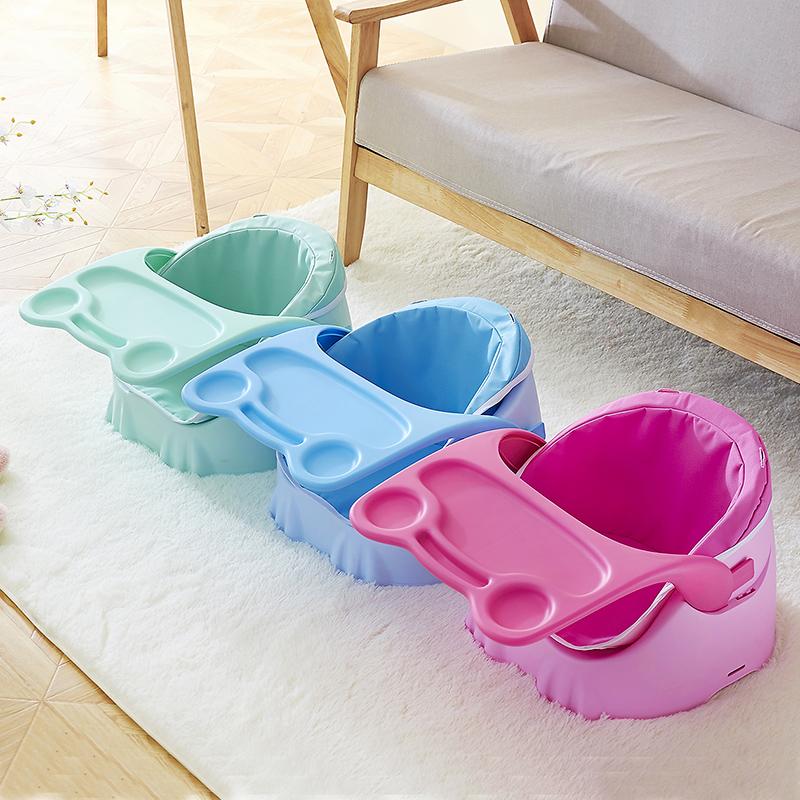 便携宝宝餐椅外出简易饭桌可折叠1-3岁儿童吃饭座椅婴儿餐桌椅子