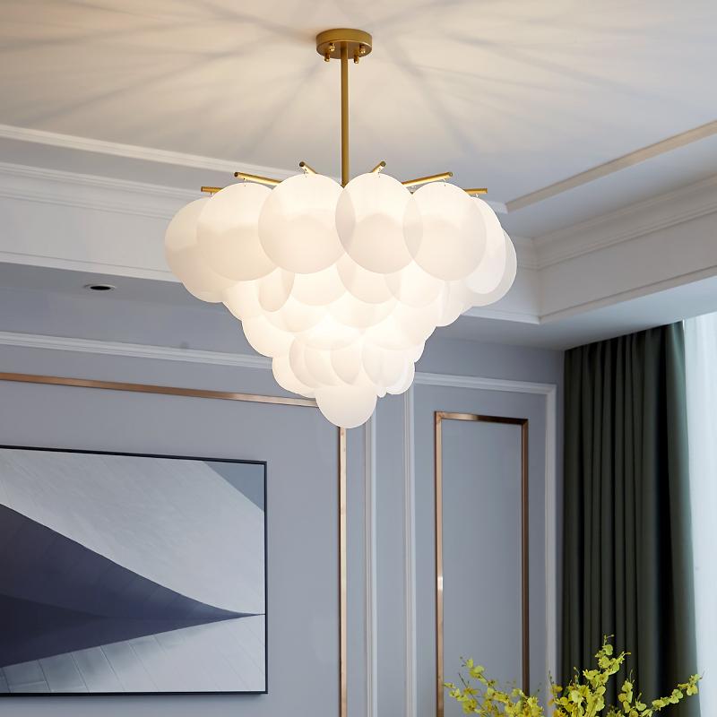 创意个性浪漫风铃卧室餐厅灯具
