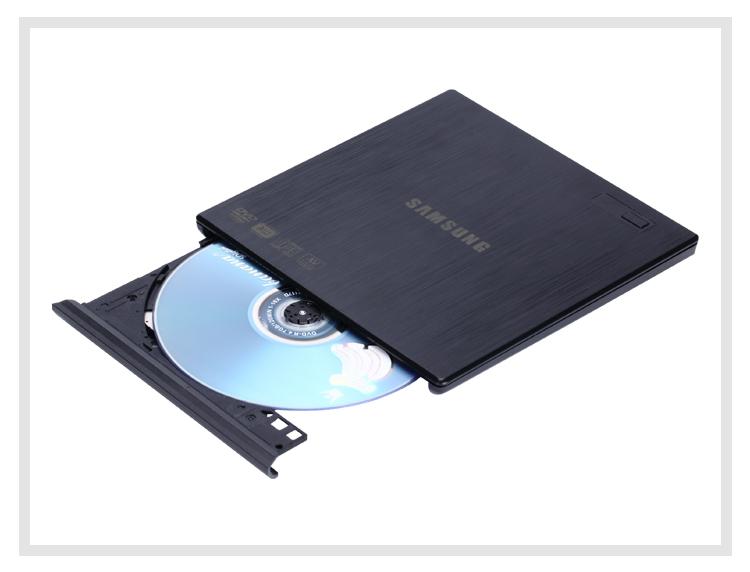 正品三星SE-218GN PLUS 外置CD DVD刻录机移动USB光驱台式笔记本