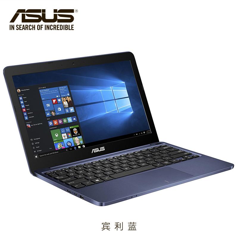 学生网本 Vivobook 寸笔记本电脑 11.6 超薄迷你 ha E200 华硕 Asus