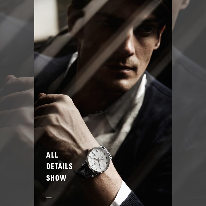 世爵男士手表2019新款超薄手表男石英表潮流防水天王品牌正品