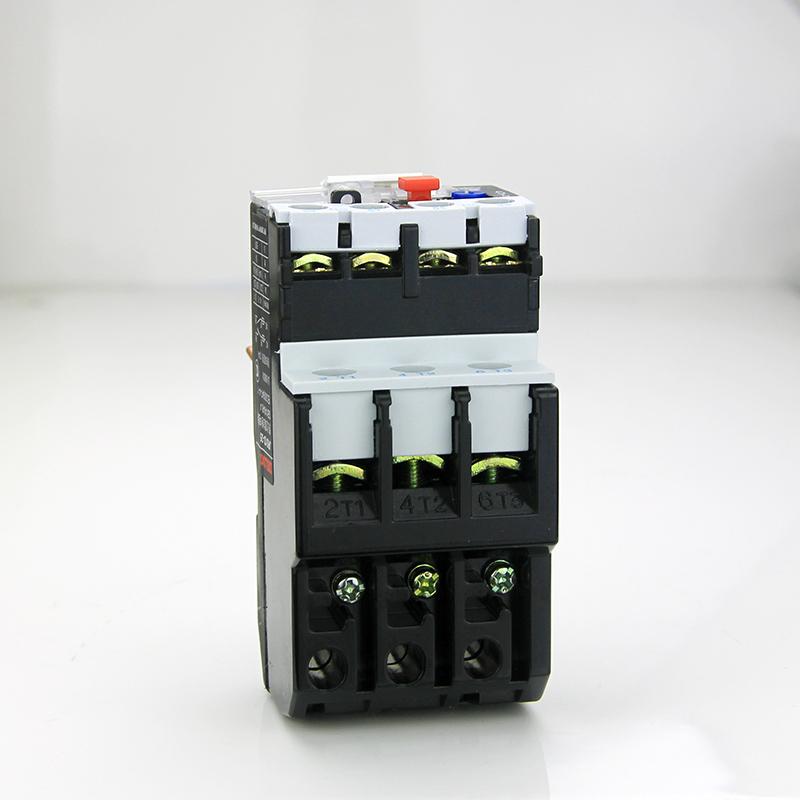德力西热过载保护继电器 JRS1D-25/Z LR2 9.0-13A 12-18A 17-25A