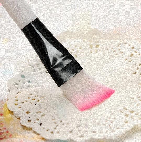 涂 美容院用品工具软毛面膜刷面膜扫脸部 膜刷子化妆刷水疗刷子