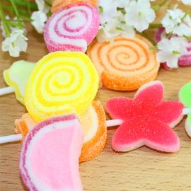 泰国进口小孩子喜欢糖搭配棒棒糖水果糖啫喱软糖糖果喜糖年货零食