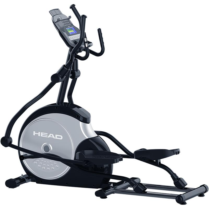 HEAD海德椭圆仪太空漫步机商用磁控迷你小型健身房静音家用椭圆机