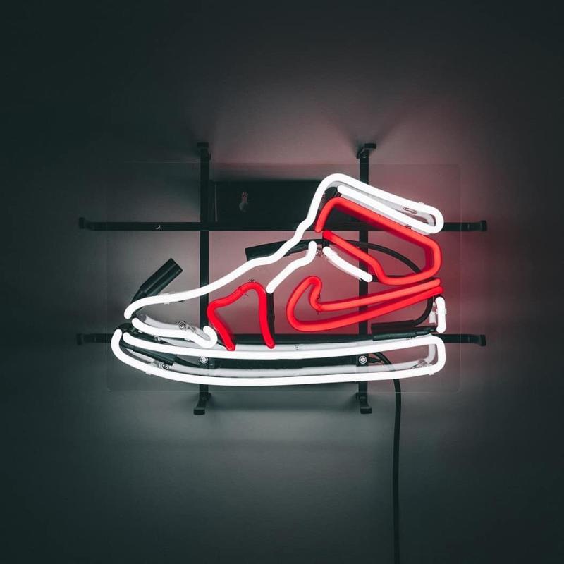 Ins同款air限量定制球鞋装饰灯