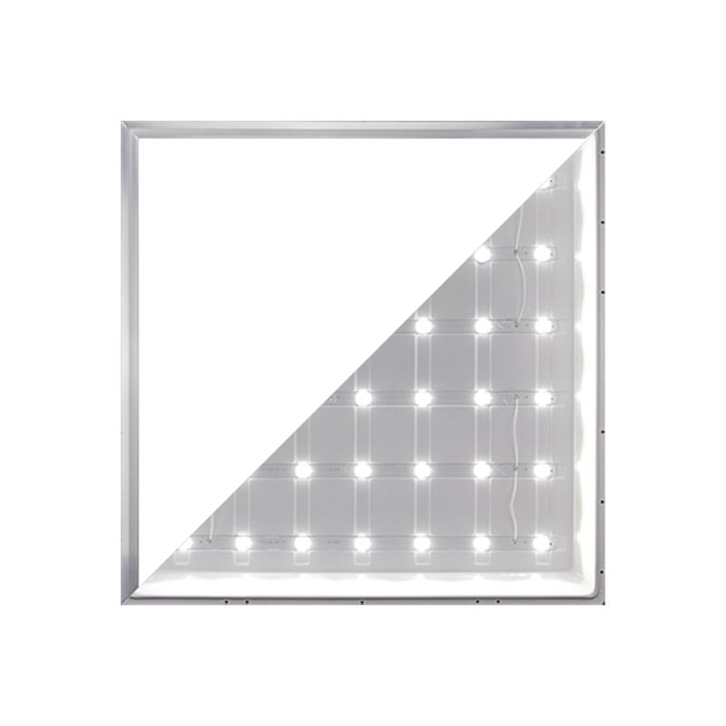 石膏板矿棉板面板工程灯 595x595 平板灯直发光 600x600led 集成吊顶