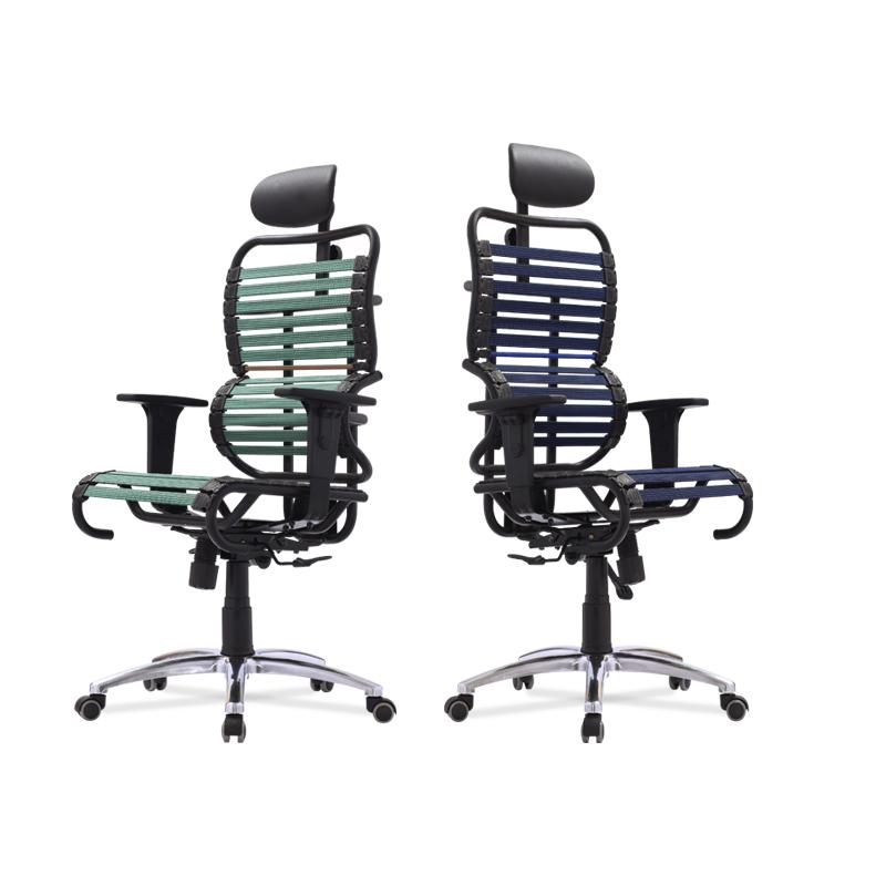 亿光金时代人体工学老板椅子家用简约现代办公椅护腰电脑椅午休椅