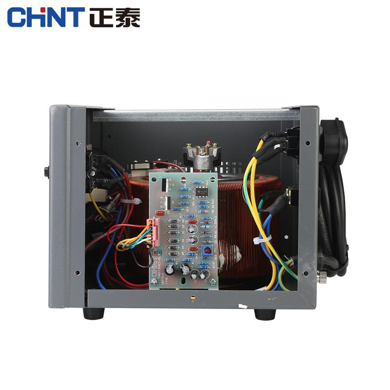 正泰稳压器TND1(SVC)-1.5 单相普通家用稳压器1500W 电视电脑稳压
