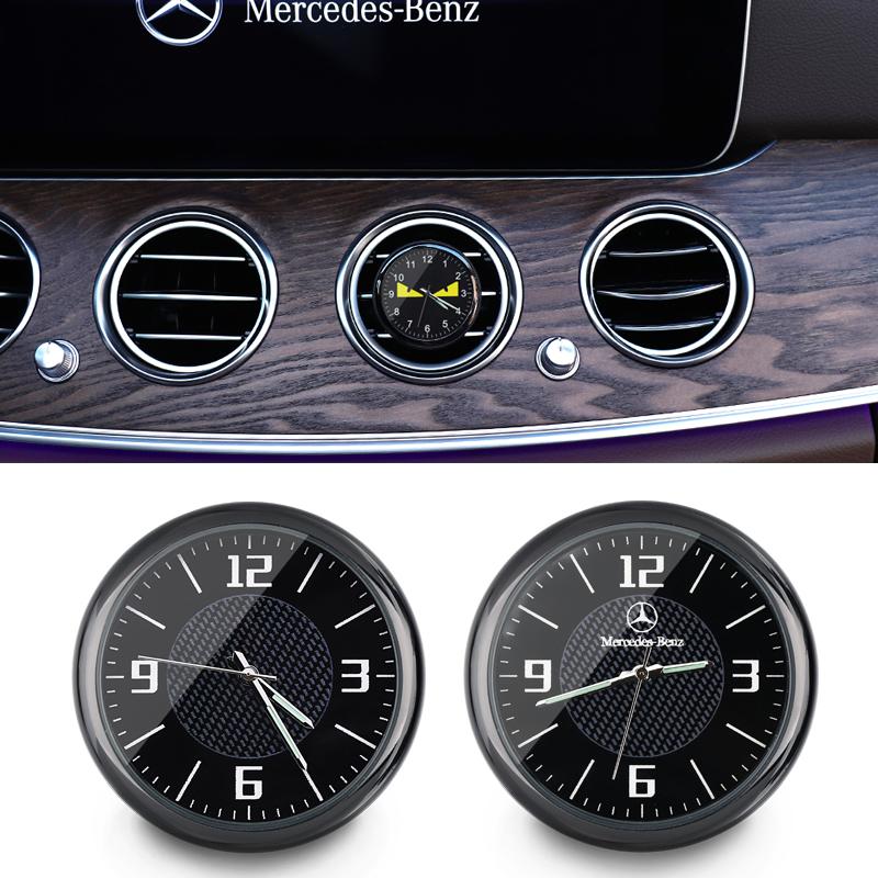 汽车车载汽车车载时钟摆件车用夜光电子表车内钟表时间表钟电子钟石英表时钟摆件车用夜光电子表车内钟表时间表钟电子钟石英表