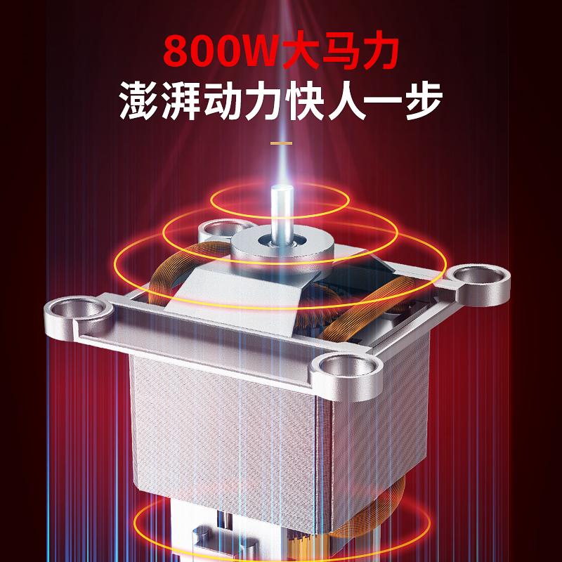韩国现代破壁机家用新款全自动加热小型多功能豆浆养生料理机免滤【图2】