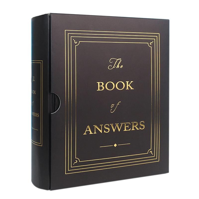 生日礼物送男生女生朋友走心教师节老师答案之书正版闺蜜男友纪念