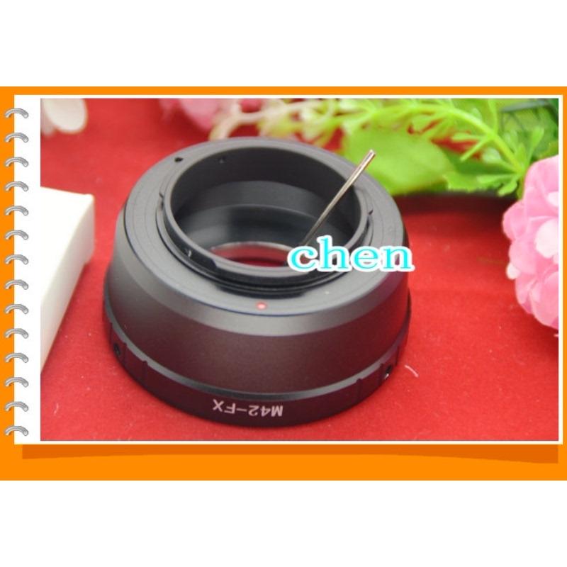 M42 鏡頭轉 X-Pro1 X-E1單電相機 高精轉接環 M42-FX