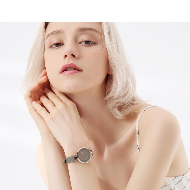 1096 JA 石英机芯手表时尚防水女日韩腕表 2018 聚利时 Julius 包邮