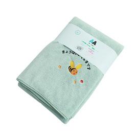 成人家用浴巾男女儿童大毛巾比纯棉吸水不掉毛超大号速干加厚裹巾