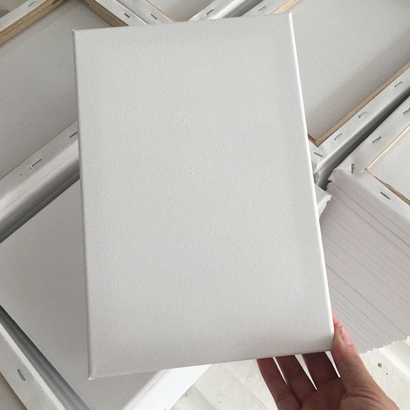 油画框30x40亚麻画布初学者4k小油画框内框纯棉油画画框丙烯颜料