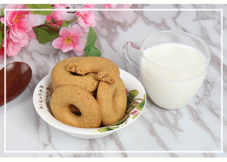 天猫魔芋代餐饼干粗粮零食正酥苏食品脂咔卡纸老虎饼干低营养杂粮