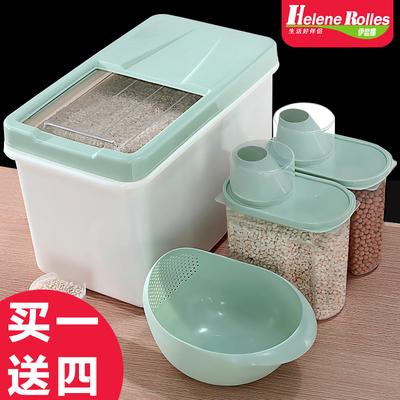 宝莎米桶/米箱新品评测