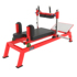 Gym commercial hip lifter professional hip bomber personal training studio hip pusher beautiful hip bridge trainer