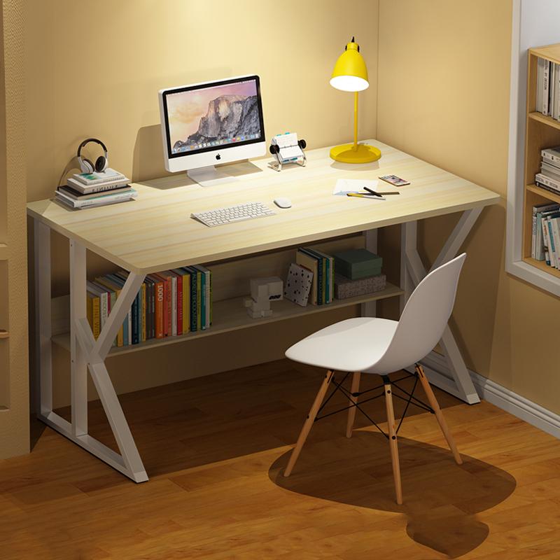 约现代小书桌租房卧室桌椅组合