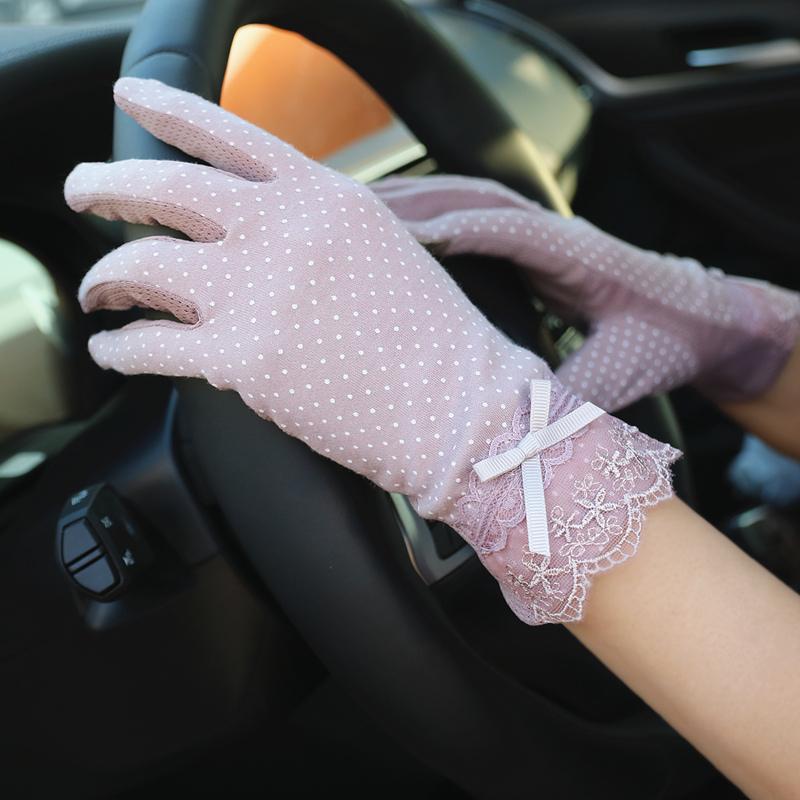 开车防晒防滑手套