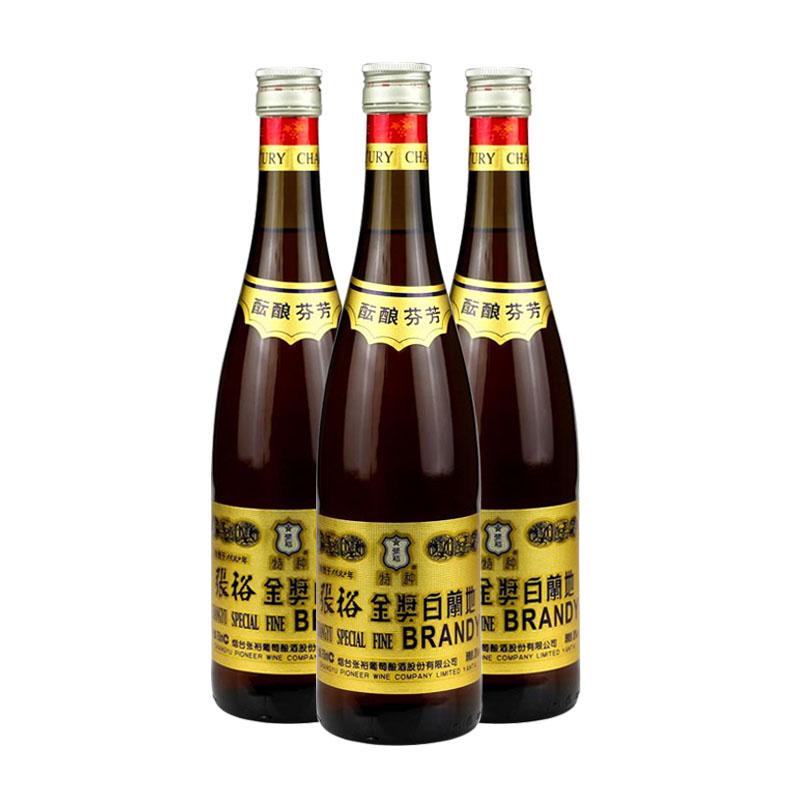瓶整箱干红 度洋酝酿芬芳葡萄蒸馏酒 瓶整箱干红 6 张裕金奖白兰地 750ML