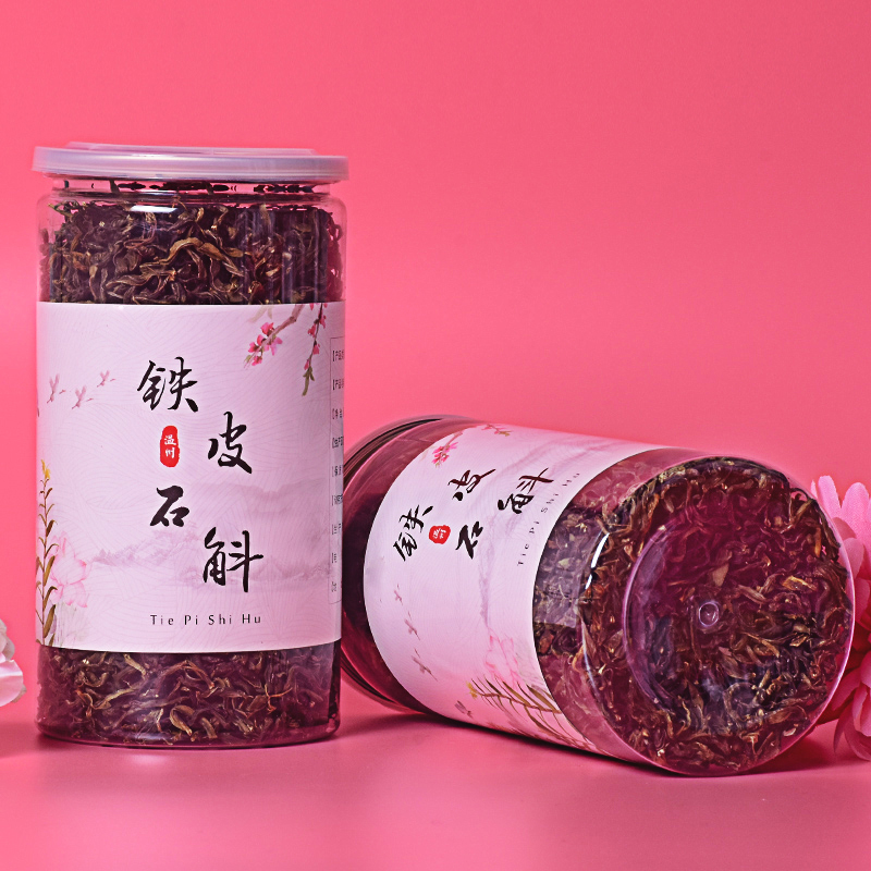 【买3送1】霍山铁皮石斛茶叶