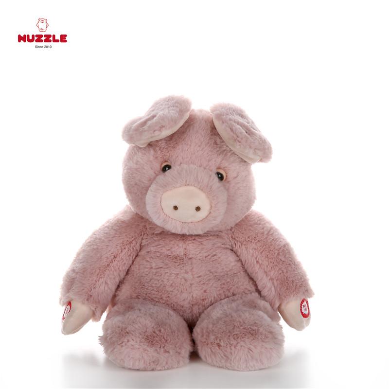 NUZZLE打呼猪呼噜猪电动毛绒玩具公仔玩偶奶姐同款你吴老板娘同款