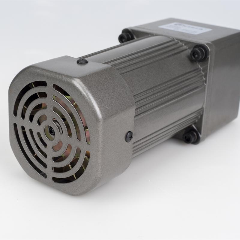 60W120W250W300W400W 调速无极变速马达 单相交流齿轮减速电机 220V
