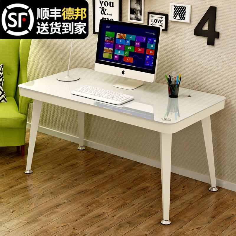 欧写字桌台简易学习桌子办公桌