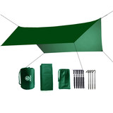 Multipurpose lightweight canopy wind and rain UV