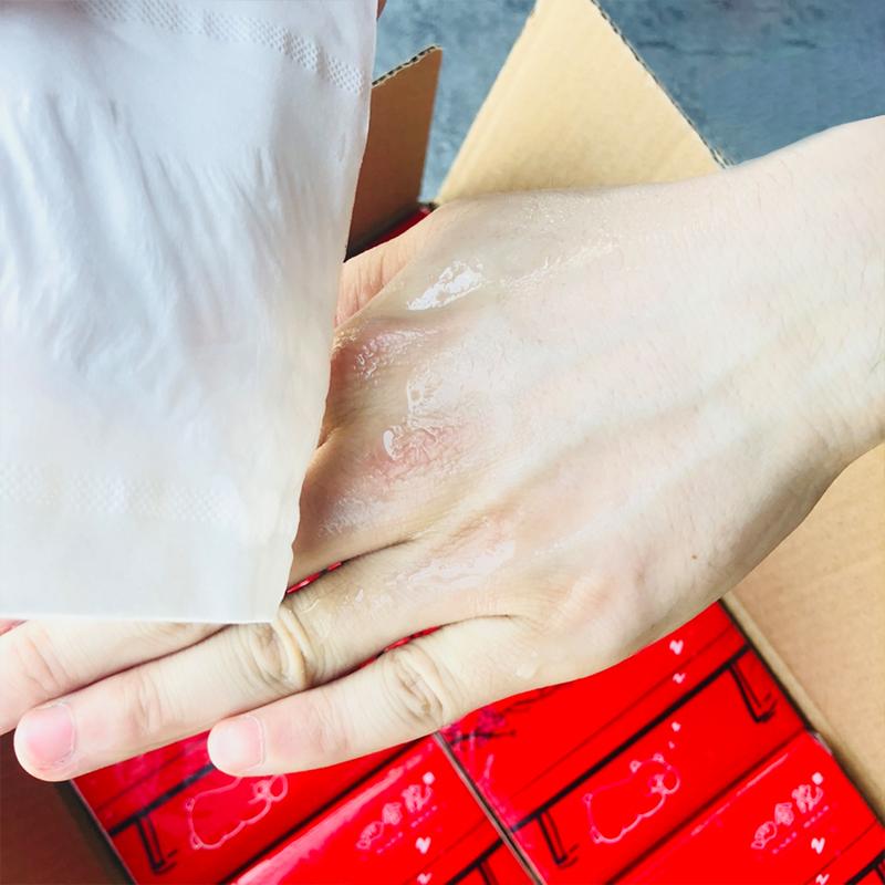 抽纸家用纸巾实惠装批发整箱卷纸家庭装婴儿卫生纸抽餐巾纸原木浆