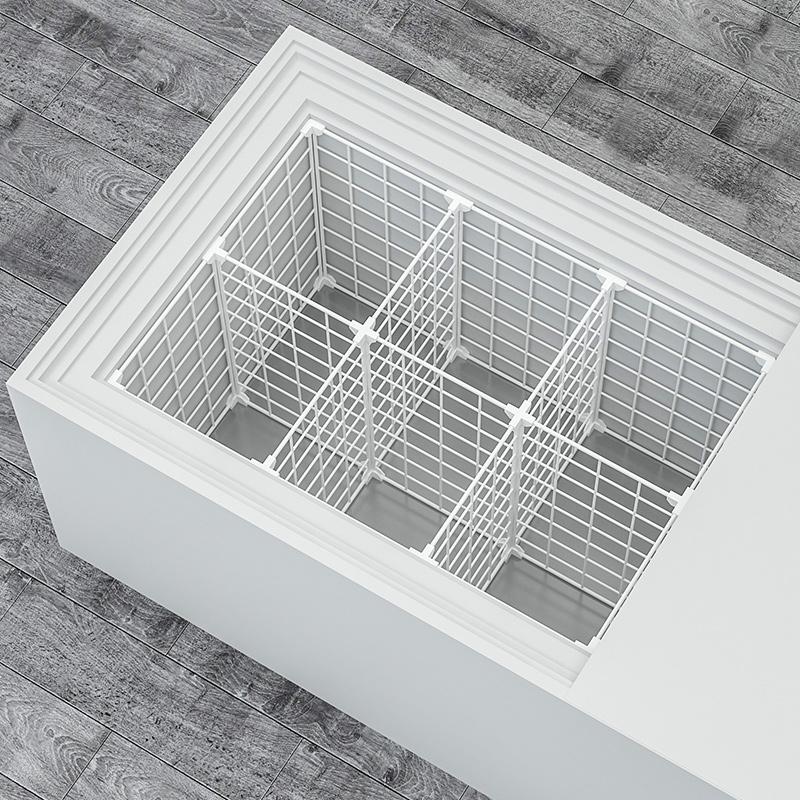 分隔栏丸子分类隔板冷柜分隔架