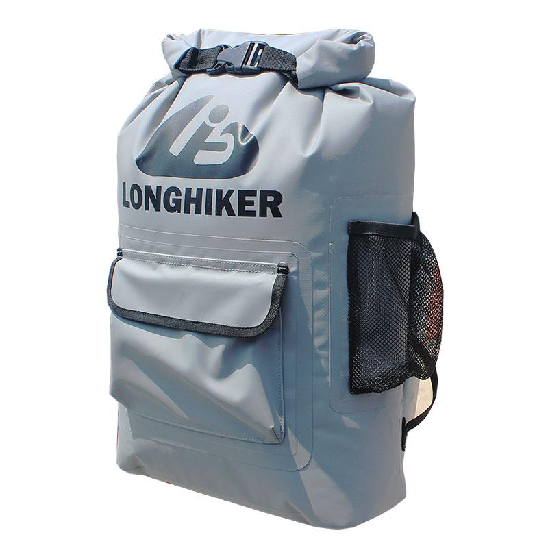美國LHK防水包 溯溪游泳沙灘漂流戶外非潛水揹包雙肩防水袋