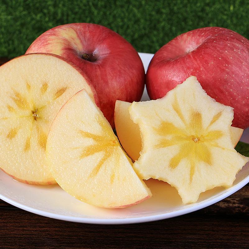 苹果应季水果新鲜当季整箱5斤包邮现季现摘嘎啦苹果10斤丑红苹果