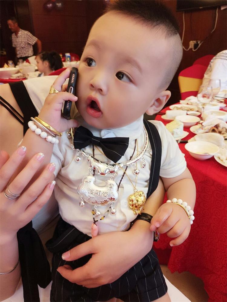 男童夏装套装一周岁宝宝生日礼服男孩婴儿衣服背带短裤绅士西装潮