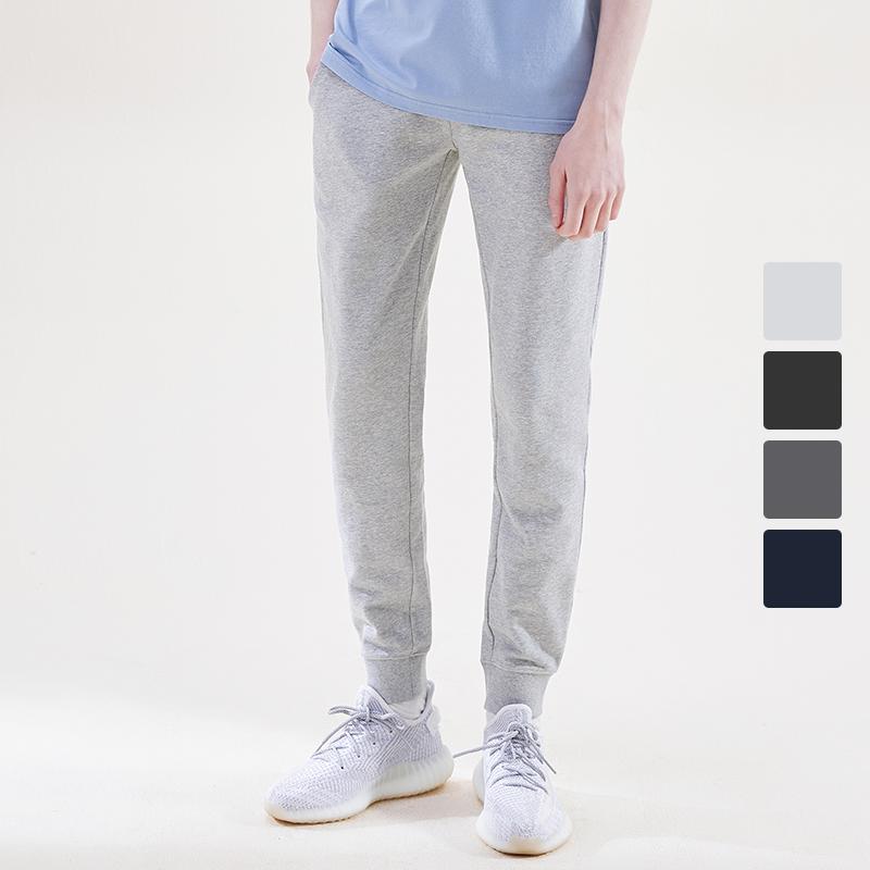 网易严选 21年款 男式针织休闲裤 运动裤 天猫优惠券折后¥69包邮(¥99-30)4色可选