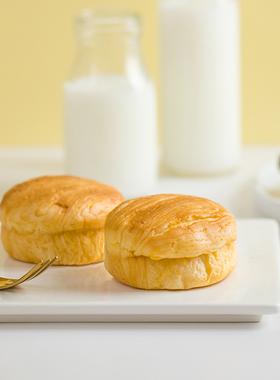 网易严选酵母面包网红早餐营养小零食手撕小面包牛奶味独立包装