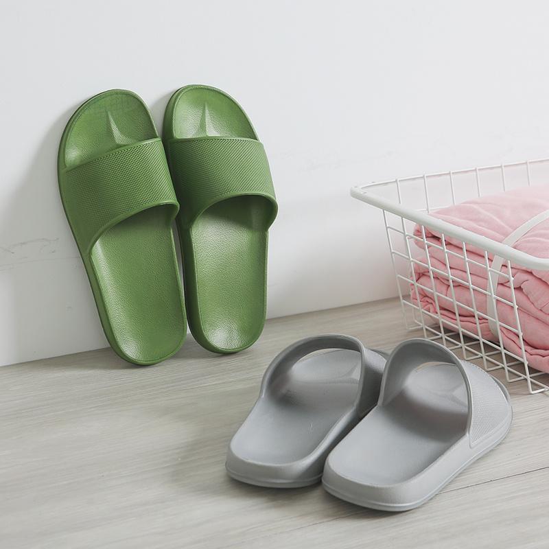 网易严选 玩趣彩虹四季拖鞋 夏季室内居家洗澡防滑一字凉拖家用