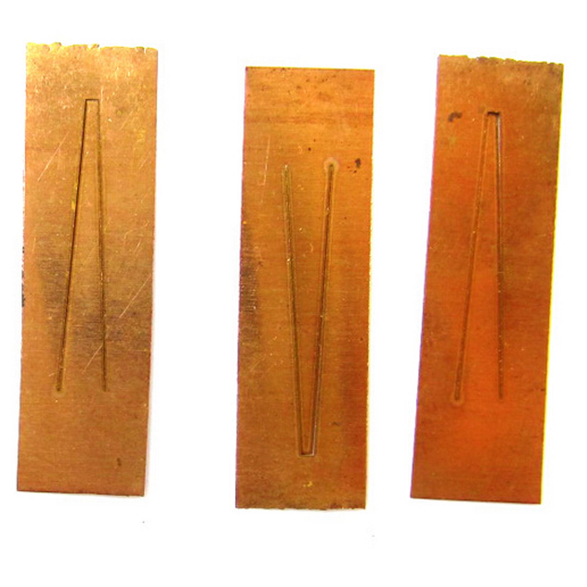 各调簧片定制 G F D C B A 簧片磷铜簧片响铜铜片 芦笙 葫芦丝巴乌